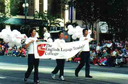 Edmonton Klondike Days Parade